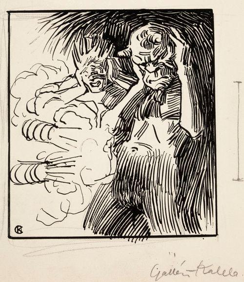 Nahkatorvet, 10. luvun välikuva (painamatta)