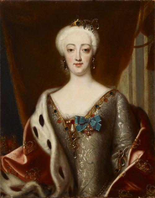 Tanskan kuningatar Sofia Magdalena