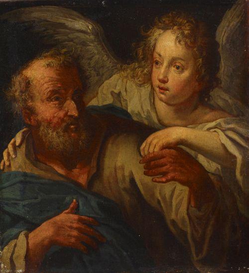 Pyhä Pietari vapautetaan vankeudesta