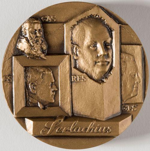 Mitali Serlachiuksen suvulle ja Mäntän tehtaiden 125-vuotisjuhlan muistoksi