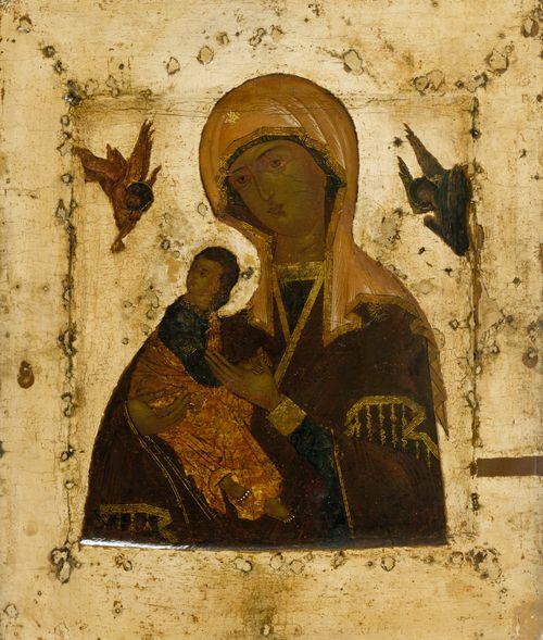 Kärsimyksen Jumalanäiti, venäläinen ikoni