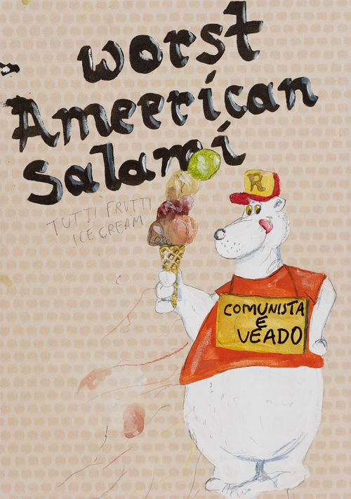 Worst Ameerican Salami