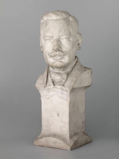 Kirjailija Adolf Paulin muotokuva