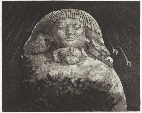 Faaraon sylissä