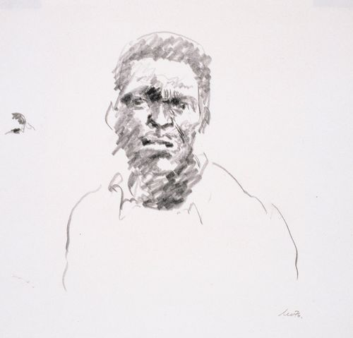 Miehen pää, Angola -sarja