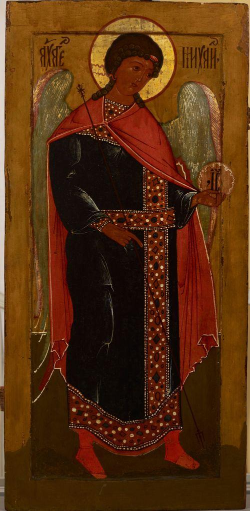 Arkkienkeli Mikael Deisis-ryhmästä, venäläinen ikoni