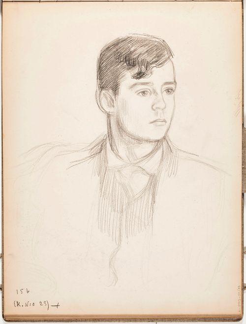 Heikki Järnefelt, taiteilijan poika