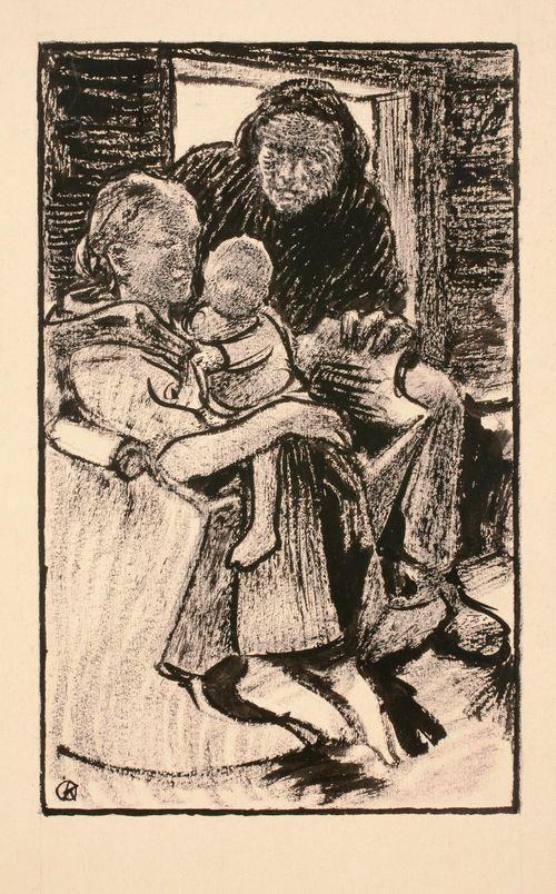 Eeron vaimo lapsineen, 14. luvun kuva