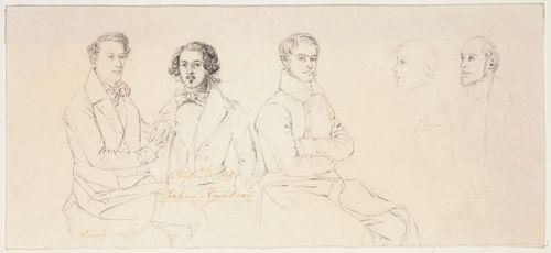 Viisi muotokuvatutkielmaa miehistä