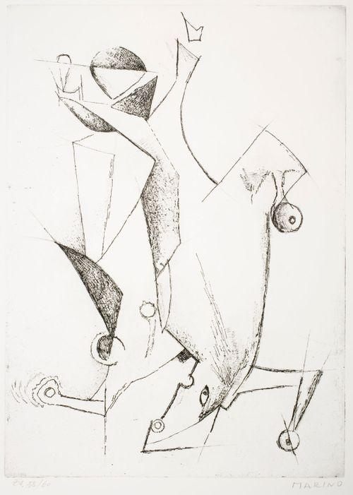 Halkaiseminen (kuva XIX)