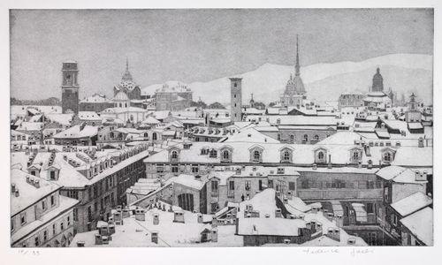 Lunta kaupungissa