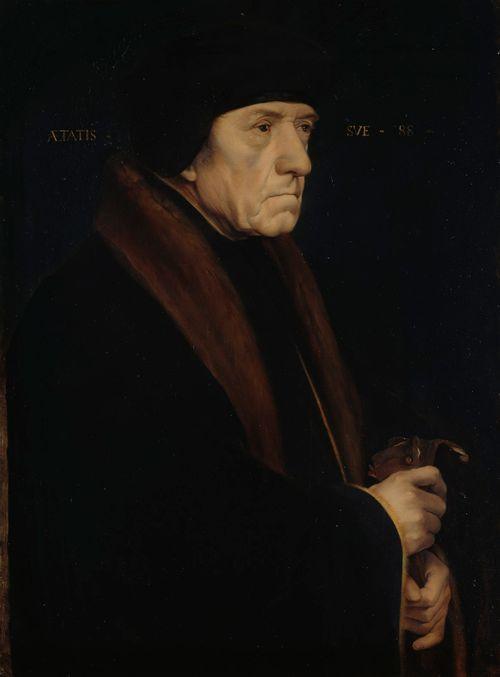 John Chambers, kopio Hans Holbein nuoremman mukaan