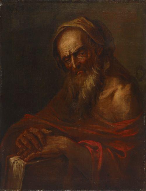 Heraklitos, itkevä filosofi