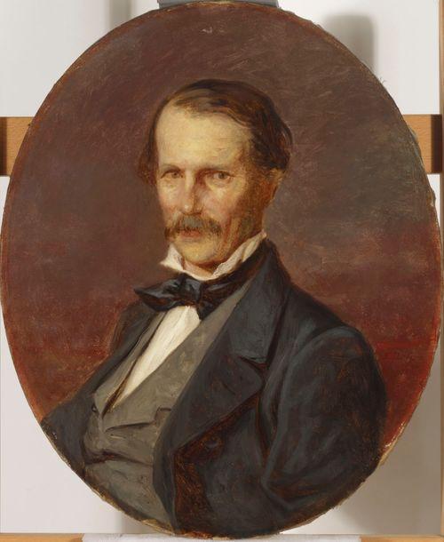 Magnus von Wrightin muotokuva