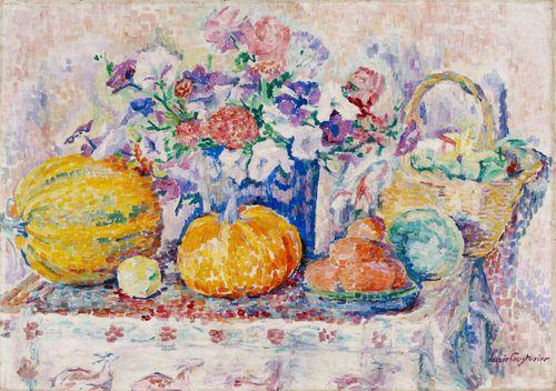 Kukkia ja hedelmiä
