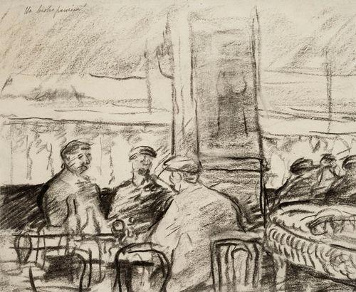Pariisilaisessa ravintolassa