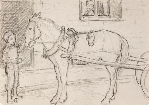 Poika ja hevonen