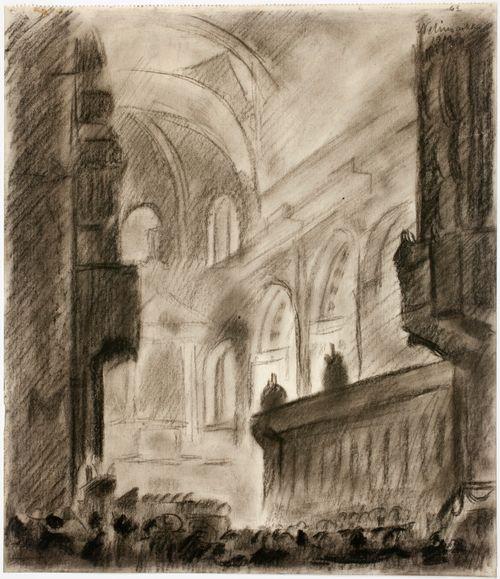 St. Paul's Cathedral, sisäkuva