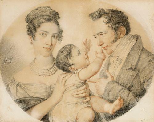 Neuwahlin perhe Wienistä