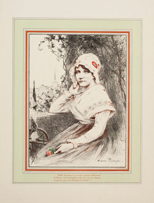 Belle Lorraine (juliste)