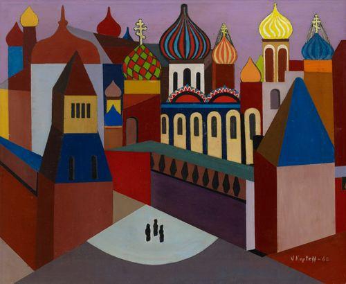Venäläinen kaupunki (Satumaa)