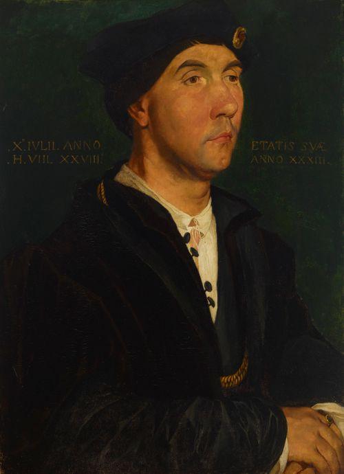 Sir Richard Southwell, kopio Hans Holbein nuoremman mukaan