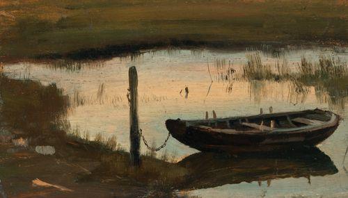 Vene rannalla