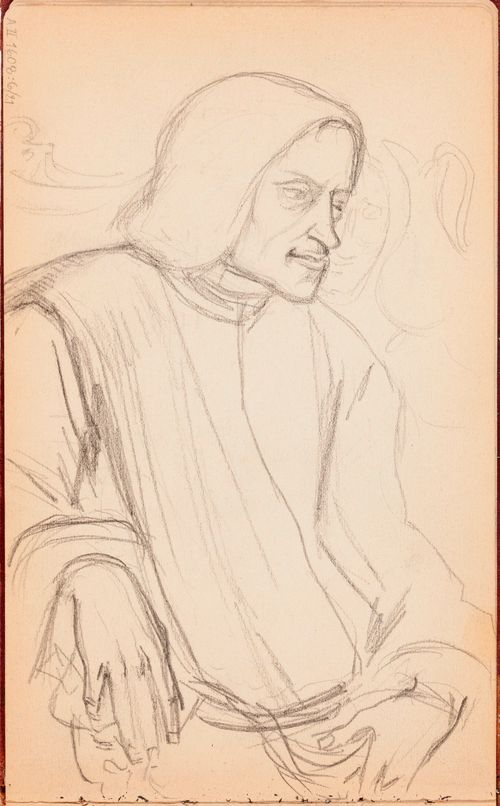 Lorenzo de Medici, luonnos