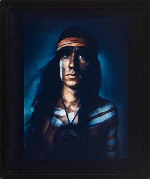Sarjasta Suomalaisia intiaaneja