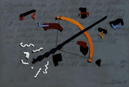 Oudon liki on sankari (sarjasta R.M.Rilken runoihin)