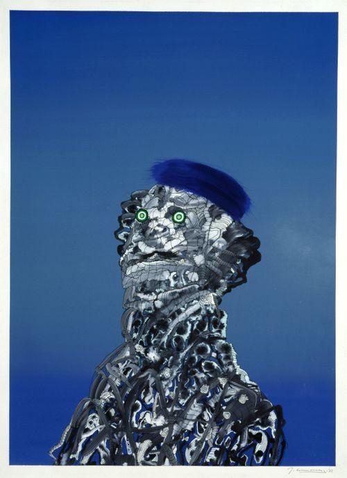 Sininen hattu