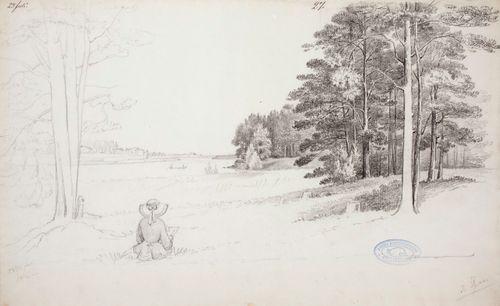 Riverside Landscape from Laanila, Oulu