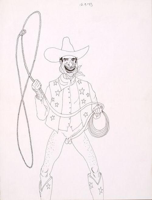Lännen viimeinen cowboy
