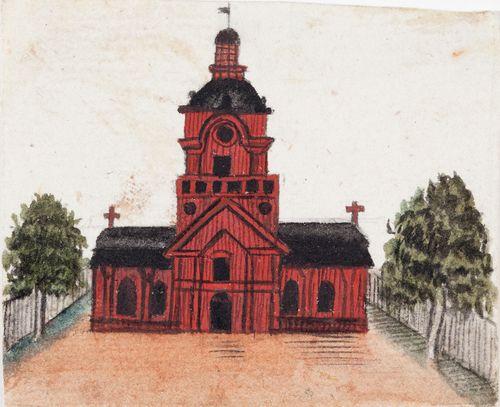 Punainen kirkko