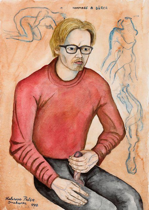 Omakuva Hommage a Dürer