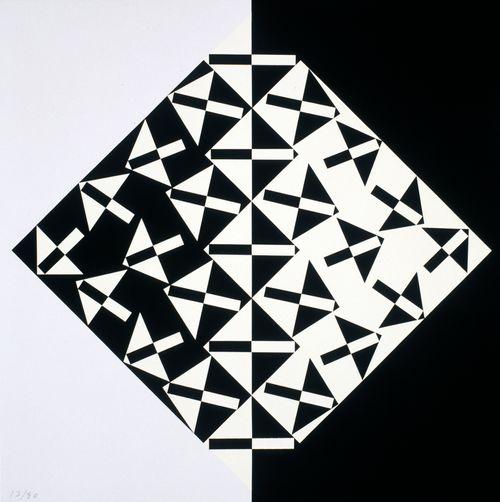 Grafiikan salkusta Five Constructivists