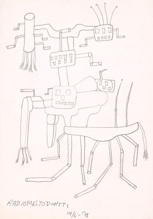 Radiomastodontti
