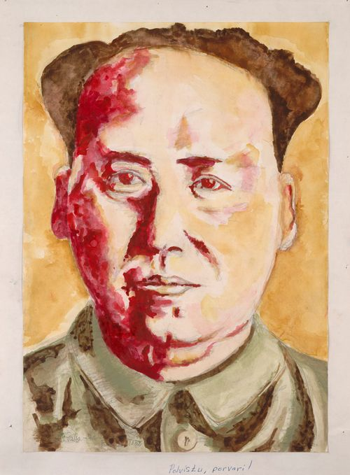 Puhemies Mao
