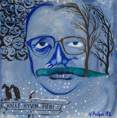 """Nurtured by Pain"" (Very Tiny Kalle)"