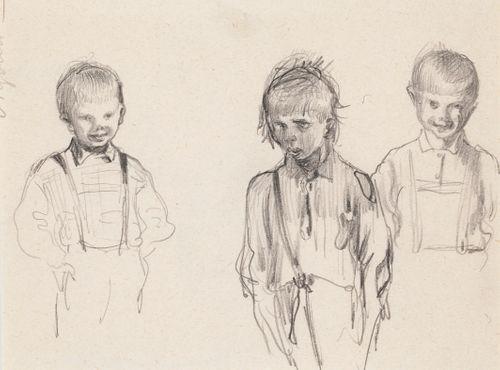 Kolme harjoitelmaa pojasta