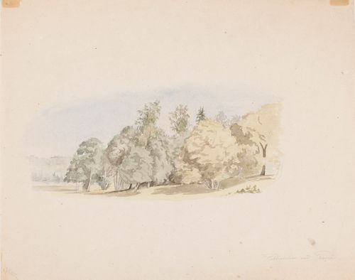 Kesäinen maisema Estholmenista Tammisaaren läheltä