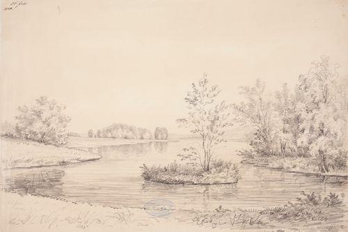 Landskap från Träskända