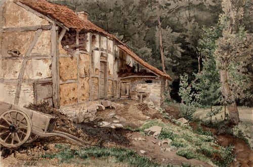 Talo metsässä