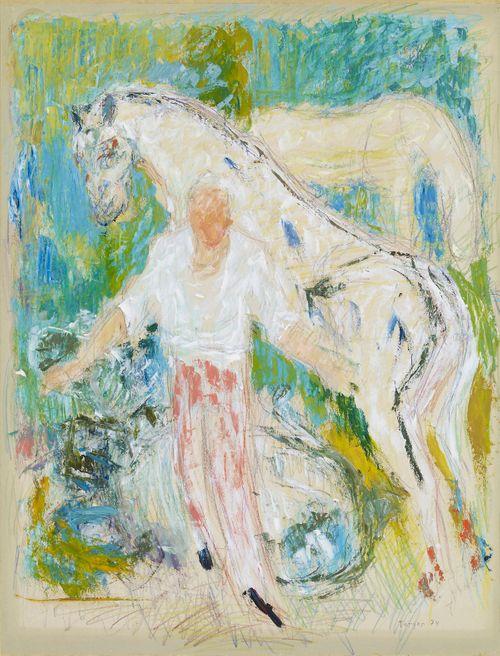 Mies ja hevoset