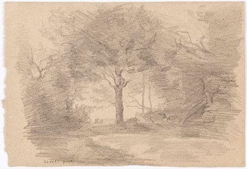 Maisema, Camille Corot'n mukaan