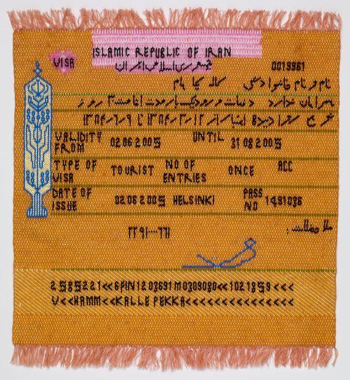 Iranin viisumi