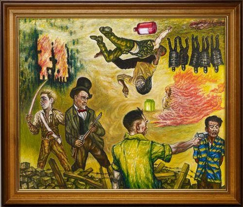 Auguurien paluu 60-luvulle eli Mauno historian yössä