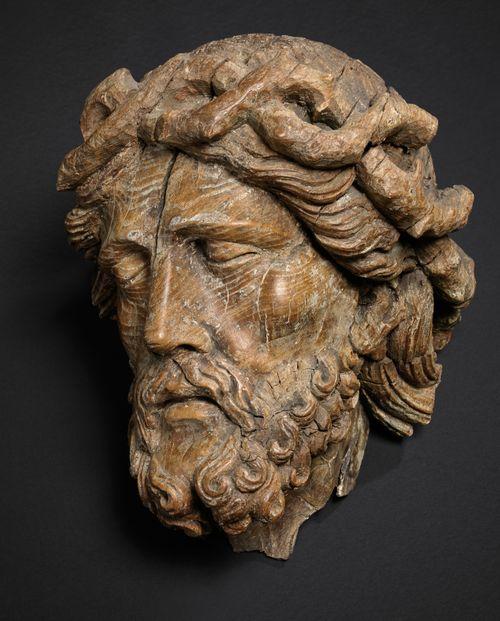 Kristuksen pää, goottilainen