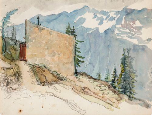 Maisema Tirolista