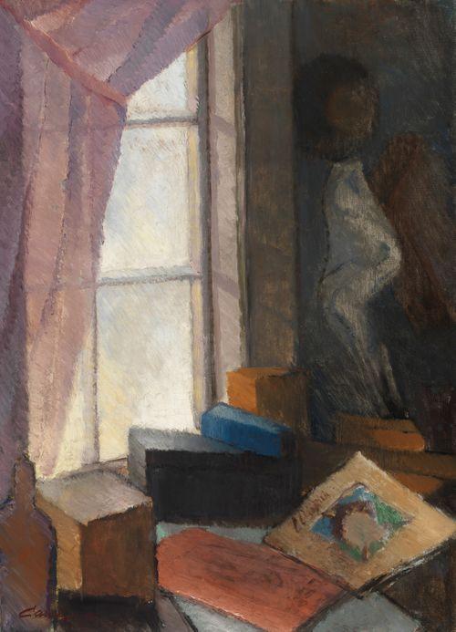 Ikkunan äärellä